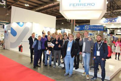 Виставка SIMEI 2019 у Мілані: 33 тисячі відвідувачів за 4 дні
