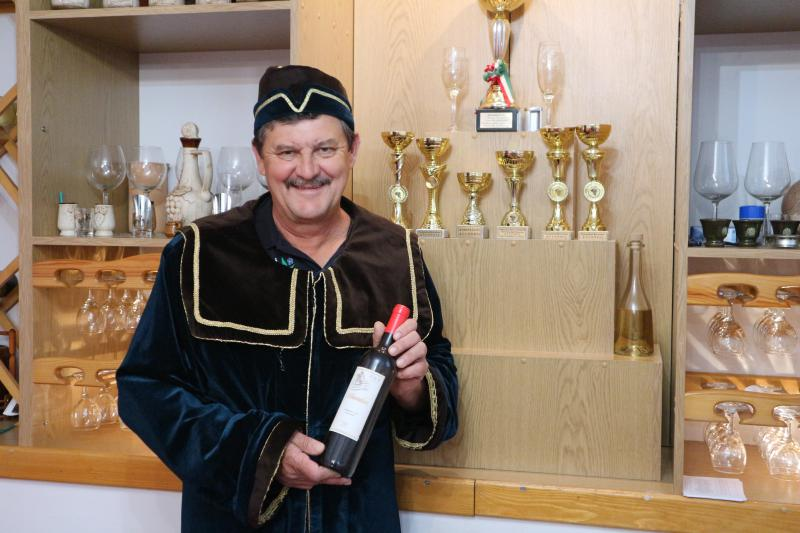 Династія виноробів Варґа. Переплетіння закарпатських традицій і сучасних підходів