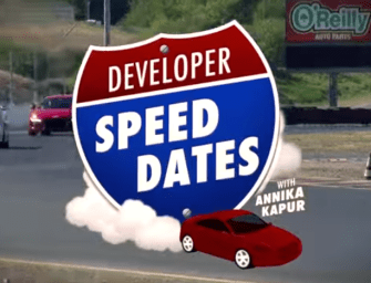 Connected Car SV's Developer SPEED Dates at Sonoma Raceway