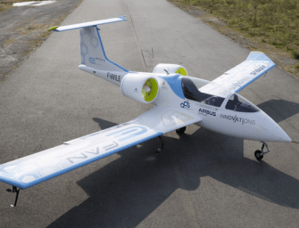 Electric Aircraft Are On The Way, Stylish Electric Plane Makes First Flight