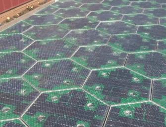 Crowdfunding Cloud Solar Roads