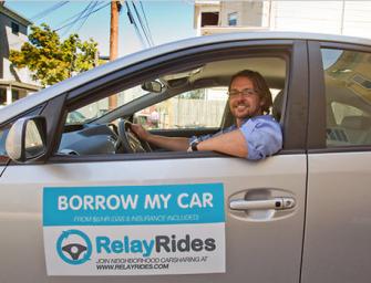 RELAY RIDES CLOSES $25MILLION TO TRANSFORM THE RENTAL CAR