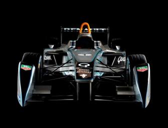 INSIDE LOOK AT FORMULA E SERIES TECH BY MCLAREN