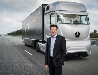 Mercedes-Benz Future Truck 2025 – Drive Into Future