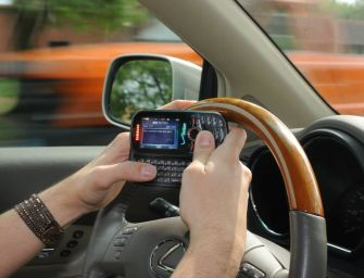 "A ""RADAR"" GUN THAT CATCHES TEXTING DRIVERS"