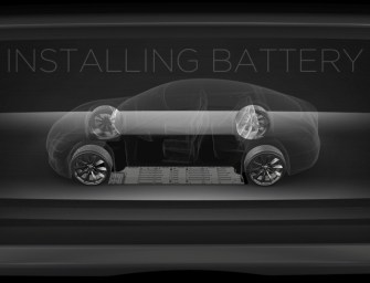Tesla's X-Mas Gift: Battery-Swap Stations