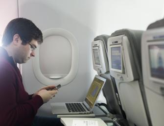 In-Flight Mobile Phone Use Approved Across Europe