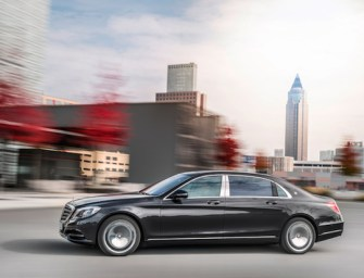 2016 Mercedes-Maybach S600: Your Chariot Awaits