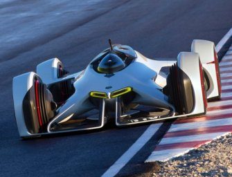 Chevy Reveals 'Gran Turismo 6' Concept Car