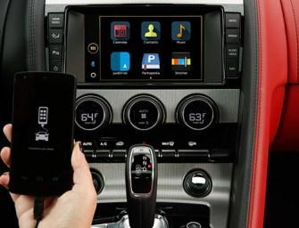 Jaguar Land Rover Introduces JustDrive App