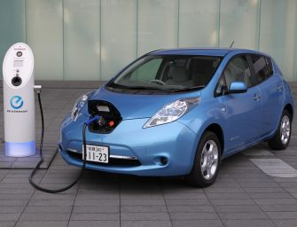Nissan Begins Testing V2H Tech With Leaf To Home