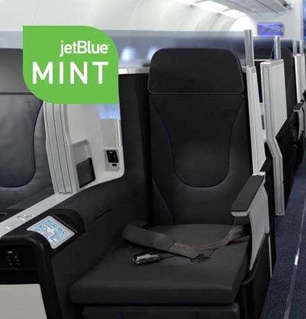 JetBlue Unveils Mint New First Class Experience