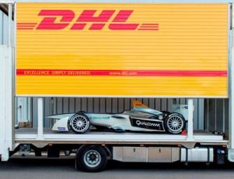 #DHLFormulaE | DHL & Formula E Partnership