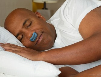 Airing: The Cordless, Tankless CPAP Device