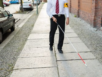 Facial Recognition Cane For Blind People