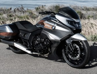 The Concept Bike By BMW Motorrad Is One Impressive Ride