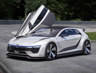 Volkswagen's Golf GTE Sport Concept Is Their Most Alluring Car Yet