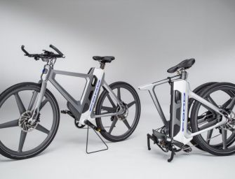 Ford Just Made A Smart Foldable Bicycle For You, And It's Pretty Cool