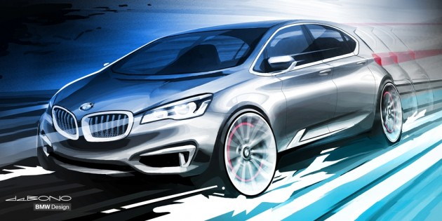 BMW-Concept-sletch-Active-Tourer-compact-crossover-SUV-630x315