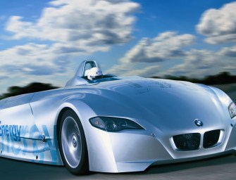 BMW Wants To Bring A Hydrogen-Fueled Race Car To The LeMans Race