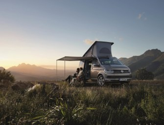 VW California Camper Has Everything That You'll Ever Need