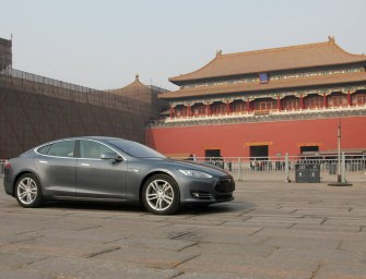 Range Anxiety? Let's Test Drive a Tesla in China