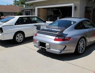 Bay Area Resident's Epic Garage Full Of Legendary German Cars
