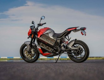 Polaris Introduces Victory Electric Motorcycle
