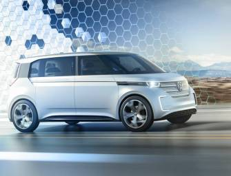 CES 2016| After The Big Scandal, VW Introduced Its Flagship Smart Car Concept