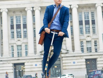 Make the Daily Commute Fun and Healthy