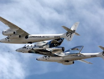 Virgin Galactic Successfully Tests New Spacecraft