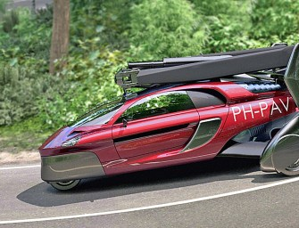 Taking Travel Liberties With The PAL-V Flying Car
