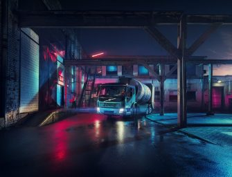 Volvo Trucks Introduces An All-Electric Garbage Truck
