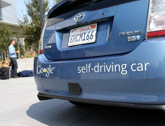 California Allows Self-Driving Cars To Carry Passengers