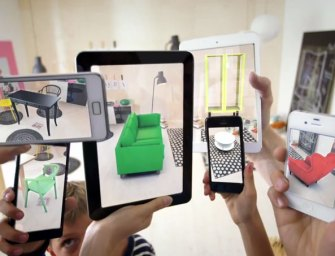 Shoppers Get Augmented Reality Experience