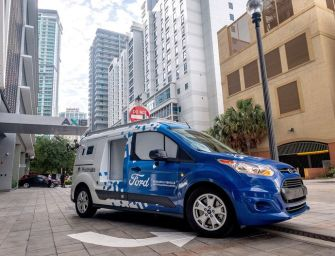 Ford Is Teaming Up With Postmates To Test Self-Driving Delivery Service