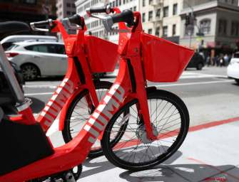 Uber To Launch Jump e-Bikes in Europe, Starting With Germany
