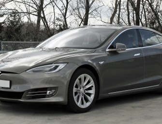 Tesla Goes Camping [sort of] With Model 3 Assembly Tents