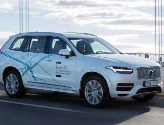 Volvo Has a Strong Bet On Autonomous Cars and Subscription Service