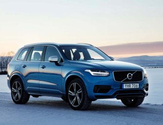 By 2021, You Could Be Snoozing Behind The Wheel of Your Volvo XC90