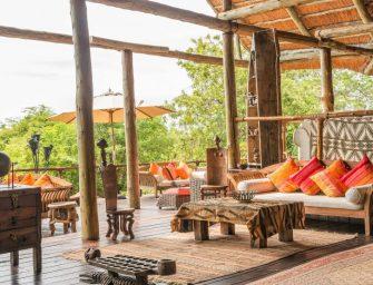 Lupita Island Resort.  Lake Tanganyika's Remote Island Paradise.