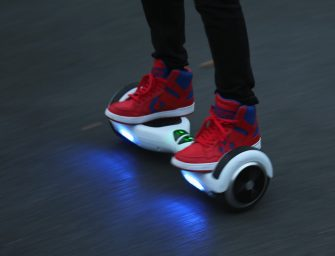 What is the Weight Limit of a Hoverboard?