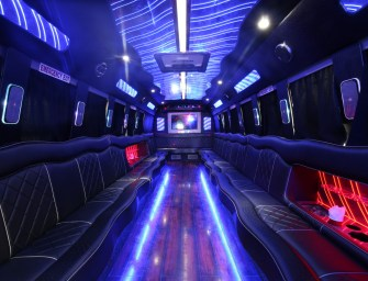 What Are the Benefits of Renting a Party Bus for My Next Event?