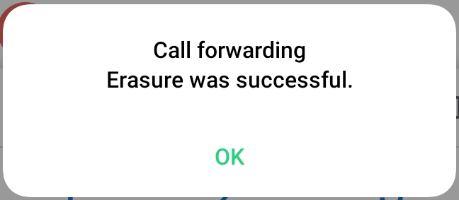 Code To Deactivate Call Monitoring