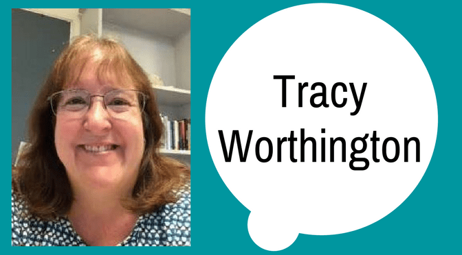 Teacher of the week: Tracy Worthington