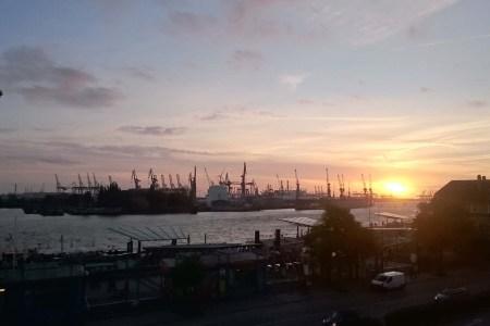 Hamburg by Chris Froissard