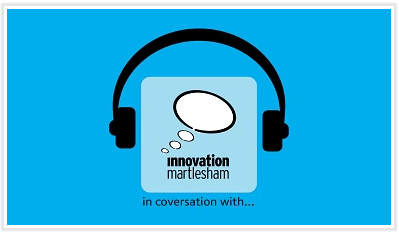 Podcast with Nicky Daniels Innovation Martlesham
