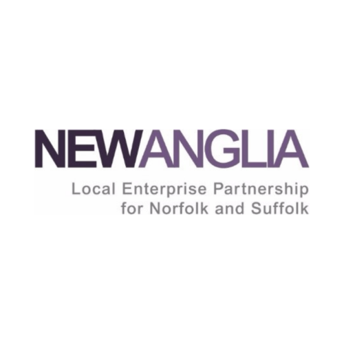 New Anglia Local Enterprise Partner Logo