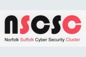 Norfolk and Suffolk Cyber Security Cluster logo