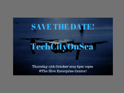 Tech City On Sea event 17 October 2019